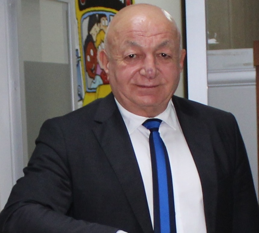 Şeref Yiğit - Operations Manager