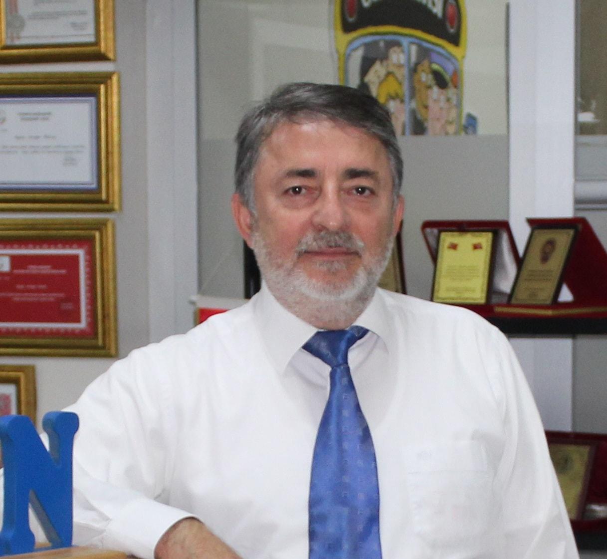 Yevmittin Aydın - Okul Proje Sorumlusu