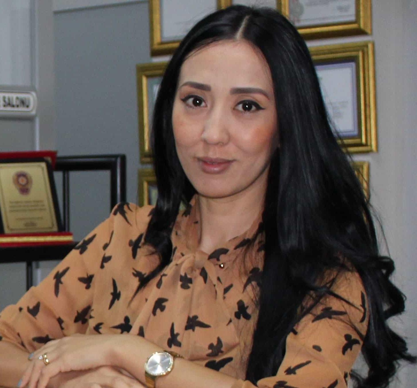 Molya Nurlanova Yüksel - المدارس الأجنبية المسؤولة